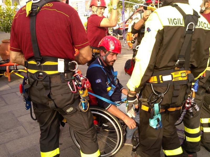 Incontri e disabilità