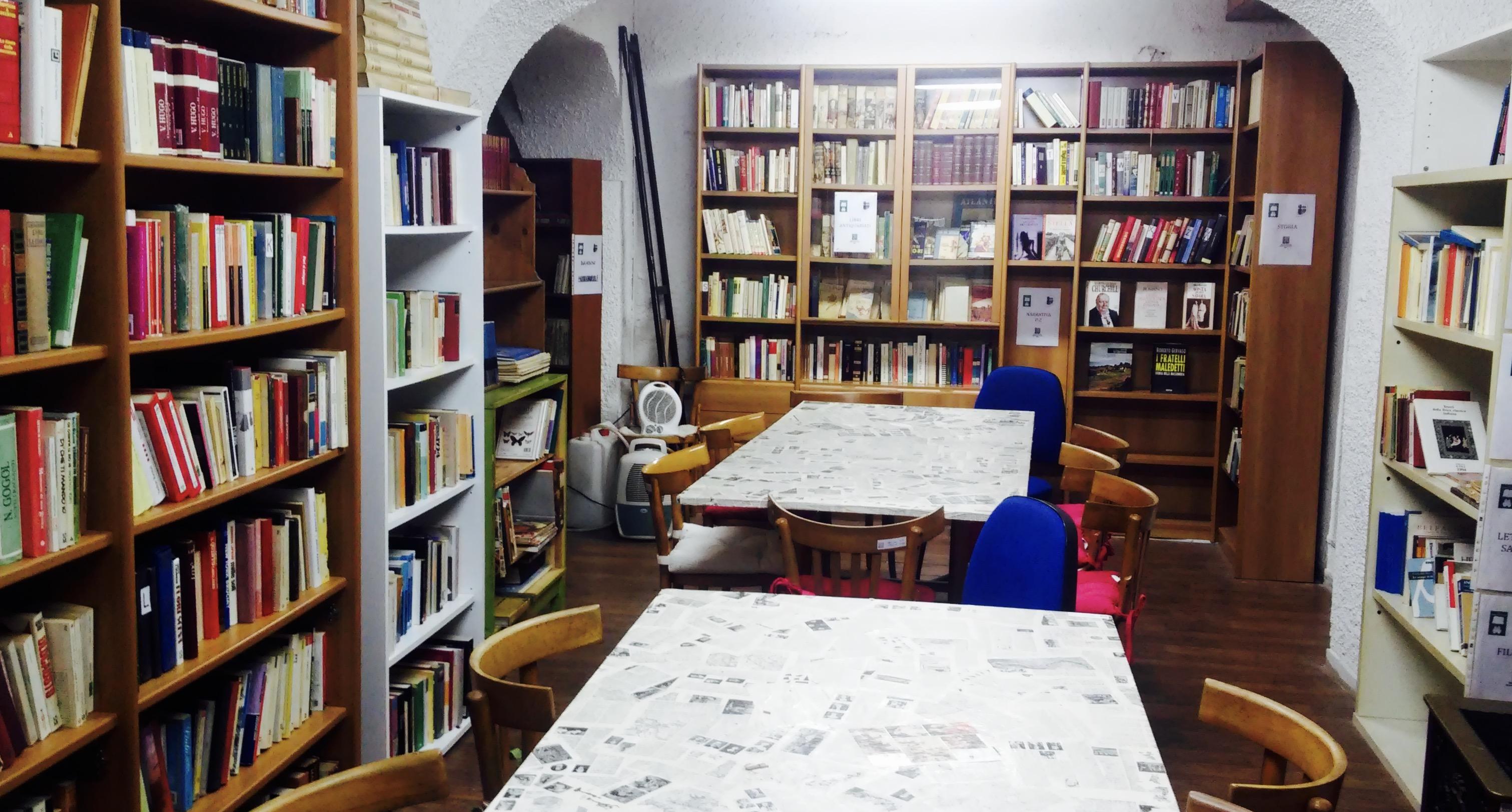 A Fivizzano e Massa le prime due librerie solidali in Italia