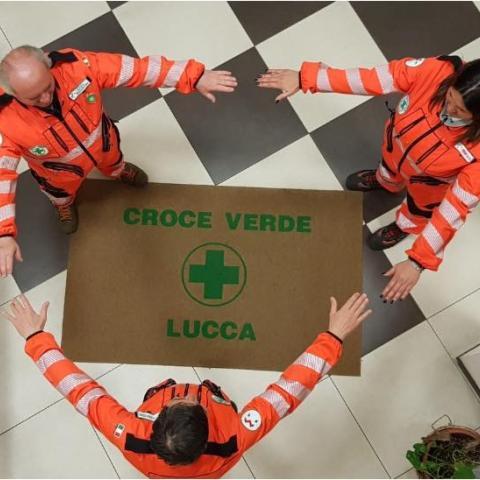 Croce Verde Lucca