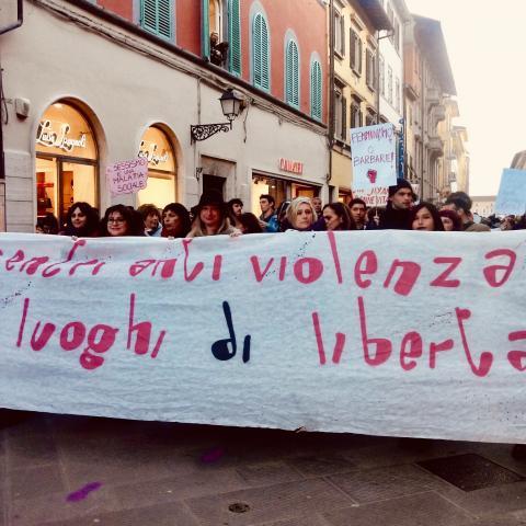 Foto di Casa della Donna di Pisa
