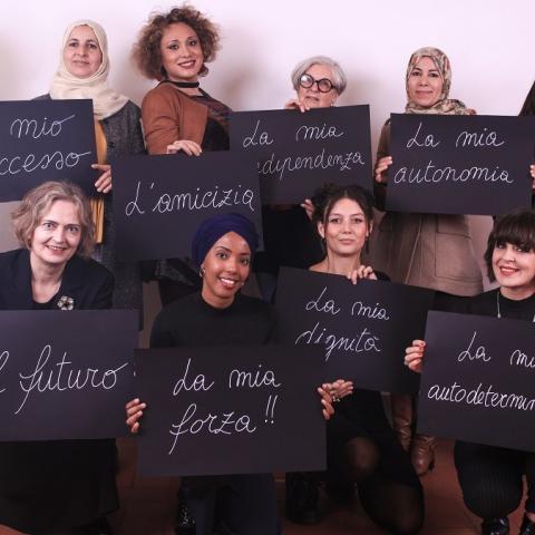 Foto dell'Associazione Nosotras
