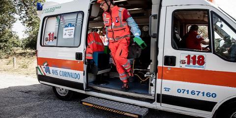 Foto di Alberto Polonaro - Progetto Fiaf Csvnet - Tanti per tutti Viaggio nel volontariato italiano