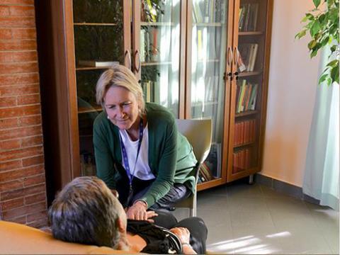 Foto di File - Fondazione Italiana di Leniterapia