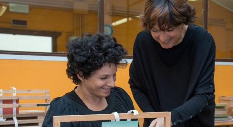Foto di Maurizio Bergianti - Progetto Fiaf Csvnet - Tanti per tutti viaggio nel volontariato italiano